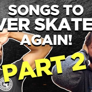 Songs To Never Skate To Again PART 2 ft. Exogenesis III, Elvis, Les Mis   THAT FIGURE SKATING SHOW