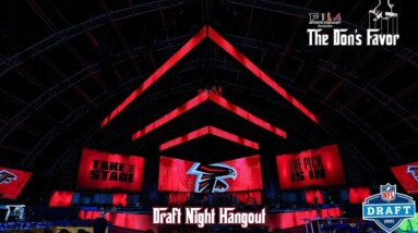FILA Sports Podcast: The Don's Favor- Draft Night Hangout
