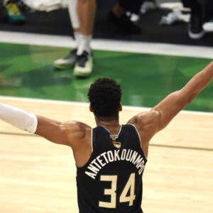 by winning nba championship bucks giannis antetokounmpo put himself on track to reach rare level of greatness