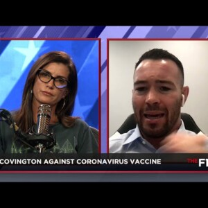 dana white is honestly a legend colby covington praises the ufc president for ignoring cancel culture and standing up to the woke mob