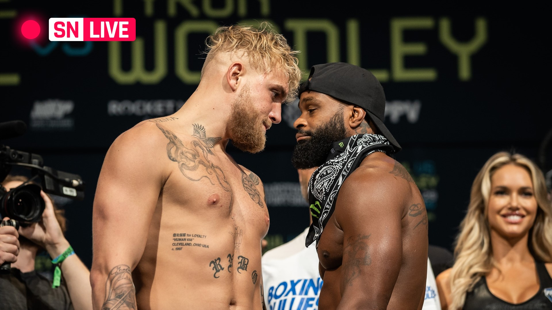 jake paul vs tyron woodley live fight updates results highlights from 2021 boxing match