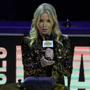 lakers owner jeanie buss filling roster was a challenge after addition of russell westbrook