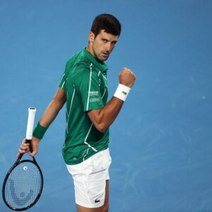 rod laver believes novak djokovic could be adding pressure on himself by talking about calendar slam says lots of things can go wrong for him
