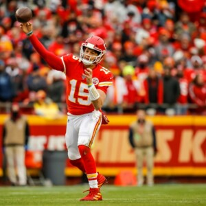 a patrick mahomes no look pass finally backfired for chargers interception