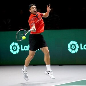 tallon griekspoor says playing novak djokovic is the biggest challenge in tennis claims the serb has destroyed every record in the book