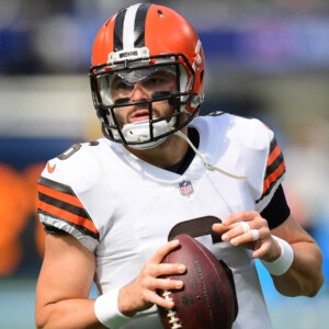 baker mayfield goes off on referees over pass interference calls