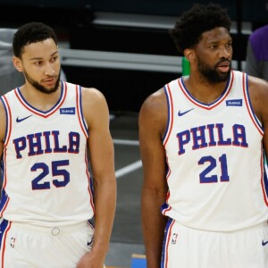ben simmons uncertainty with 76ers sets stage for joel embiids career year