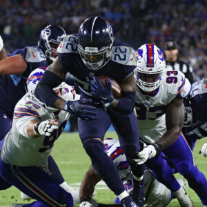 bills vs titans final score results derrick henry timely defense lead to tennessee monday night football win 1