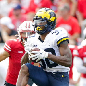 dax hill explains why michigan took over jump around vs wisconsin we were going to steal their juice