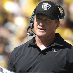 jon gruden raiders respond to story about racist trope in 2011 email