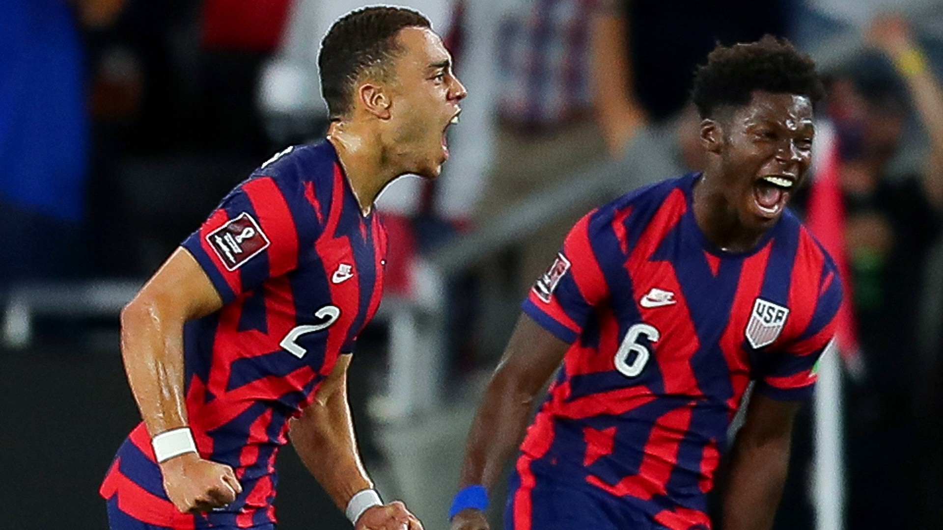 usa vs costa rica result usmnt earns big world cup qualifying win after early scare 2